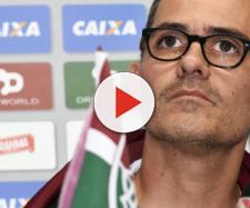 Pedro Abad se encontra mais isolado na presidência do Fluminense (Foto: O Globo)