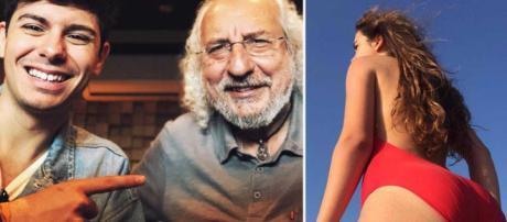 Amaia y Alfred Estallan las redes sociales