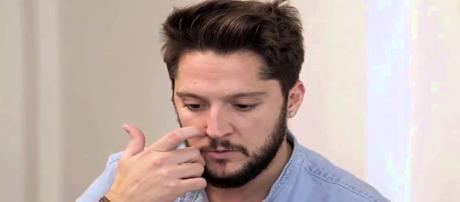 André Vasco enfrenta depressão