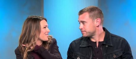 'General Hospital' spoilers from leaked script show Billy and Chloe together again! (via YouTube/Young & the Restless)