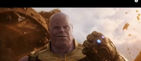 Where could Marvel possibly go after Thanos? [image source: We Got This Covered - YouTube]
