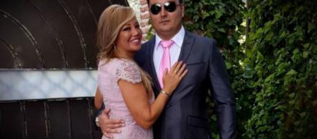 La boda de Belén Esteban y Miguel Martos.