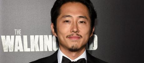 Steven Yeun, interpreta a Glenn en 'The Walking Dead'