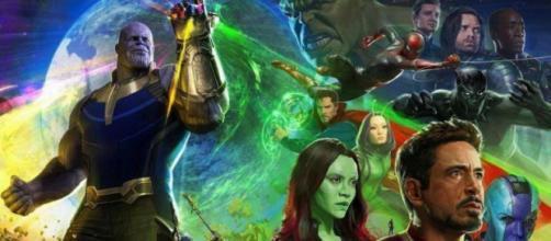 Avengers 3: Infinity War - Explicamos la escena después de los ... - blastingnews.com