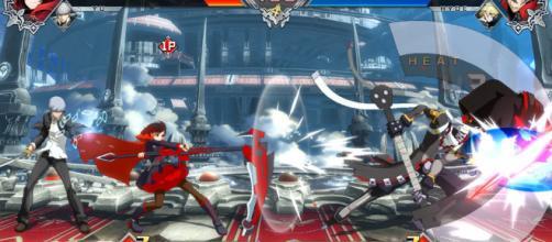BlazBlue Cross Tag Battle - TFG Preview / HD Capturas de pantalla - fightersgeneration.com