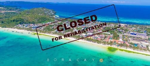 Boracay chiusa per rinnovamento infrastrutture