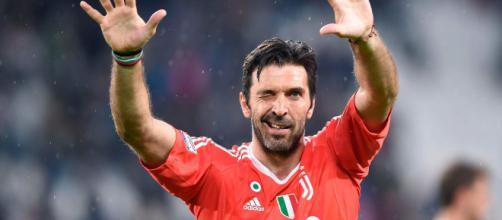 Buffon, la gran leyenda del fútbol en Italia.