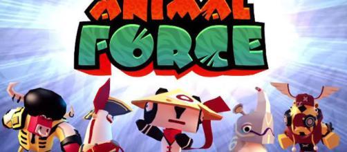 El alocado Animal Force llegará el 22 de mayo en exclusiva