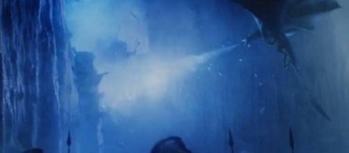Game of Thrones 7x07: el dragón de los muertos, la caída del Muro ... - peru.com