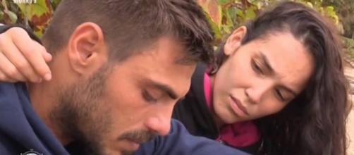 Gossip, Paola Di Benedetto piange per Francesco Monte