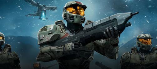 Halo es una franquicia de videojuegos de ciencia ficción creada y desarrollada por Bungie Studios hasta Halo: Reach.