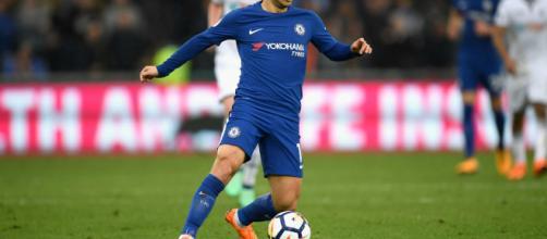 Hazard le pone condiciones al Chelsea para seguir.