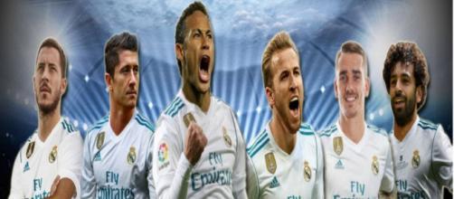 Les stars visées par le Real Madrid