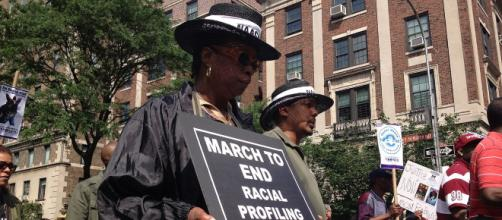 March against racially disproportionate policing. - [longislandwins / Flickr]