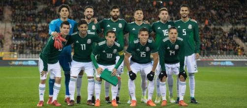 México aspira llegar a semifinales del Mundial Rusia 2018.