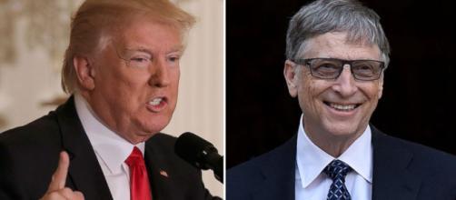 No, Bill Gates didn't tweet Donald Trump will be 'one of the ... - go.com