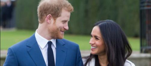 Prince Harry and Meghan Markle will wed on May 19 at St. George's Chapel in Windsor. Photo via Kensington Palace/Instagram