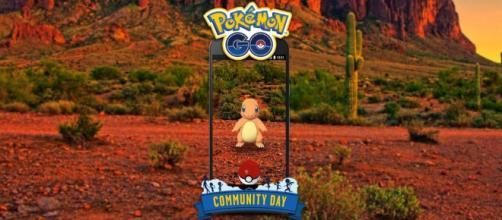 Quinto día de comunidad de Pokémon GO .