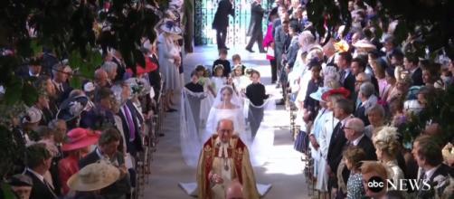 Royal Wedding 2018 - Image Credit - Good Morning America | YouTube.
