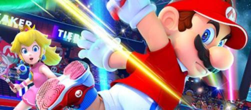 Se filtran carátula y personajes de Mario Tennis Aces -