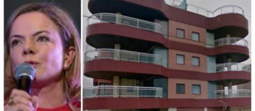Senadora do PT é dona de um apartamento em Matinhos, Paraná