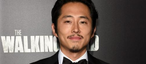 Steven Yeun, interpreta a Glenn en 'The Walking Dead'