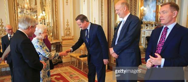 El presidente de la Cámara de los Comunes de Gran Bretaña, John Bercow (L ... - gettyimages.com