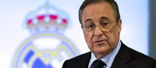 Florentino Pérez hará todo lo posible para mejorar su equipo
