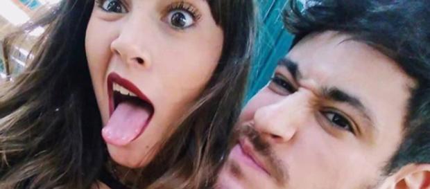 'Los Triunfitos' Aitana y Cepeda inseparables