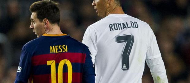 Messi y Criatiano los mejores del mundo
