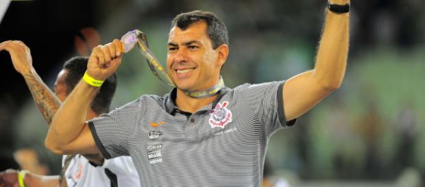 Técnico pode dizer adeus ao Corinthians neste final de semana