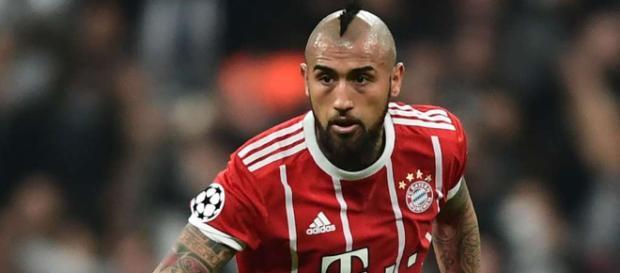 Transfergerücht: Arturo Vidal vom FC Bayern München zu Manchester ... - tz.de