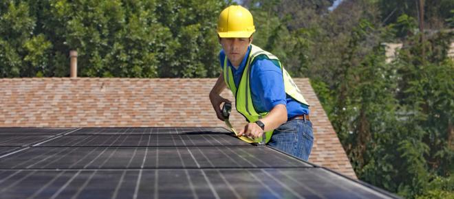 California makes rooftop solar mandatory