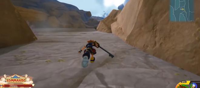 'Kingdom Hearts 3' Brand new gameplay!