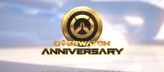 More 'Overwatch' anniversary skins revealed