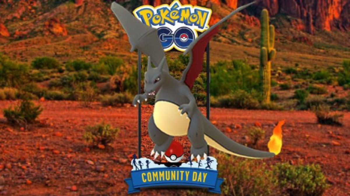 Día De La Comunidad Pokémon Go Cómo Obtener Un Charizard Negro