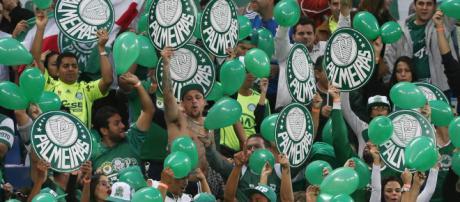 Campeonato Brasileiro: Palmeiras x Bahia ao vivo