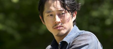 The Walking Dead: ¡Glenn parece no interesarle la serie y su desarrollo!