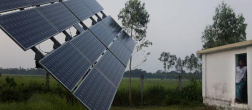 A partir de 2020, todas las casas nuevas construidas en California tendrán paneles solares.