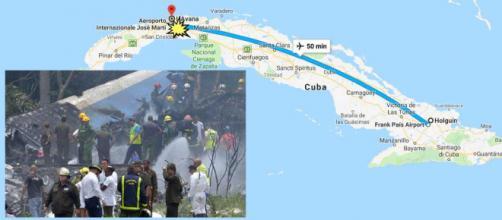 """Disastro aereo a Cuba, Boeing precipita a L'Avana: """"3 superstiti ... - secondopianonews.it"""