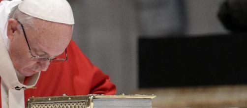Il Grande dolore per Gaza nell'omelia di Papa Francesco