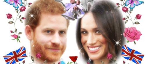 Harry e Meghan: sfumature del matrimonio reale.