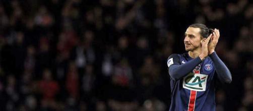 Ibrahimovic actualmente juega en USA