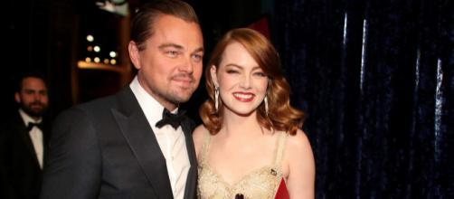 Leonardo DiCaprio en los Oscar