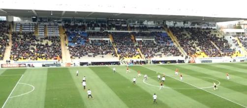 """Lo stadio """"Tardini"""" di Parma: ha una capienza di circa 23 mila spettatori"""