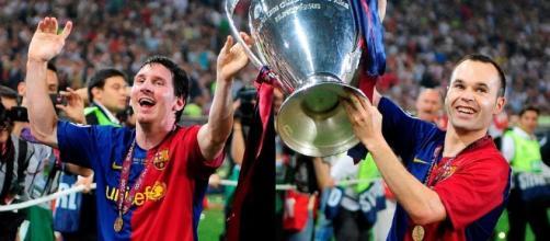 Los impresionantes números de la carrera de Andrés Iniesta en el ... - clarin.com