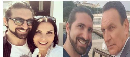 Marina Giordano, Nicola Iodice, Roberto Ferri un posto al sole