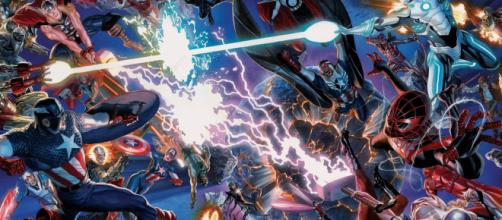 Marvel's Secret Wars #1 - (Image via Marvel/Youtube)