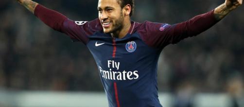 Neymar está en la boca de todos