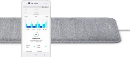 Nokia Sleep y la aplicación de teléfono inteligente.